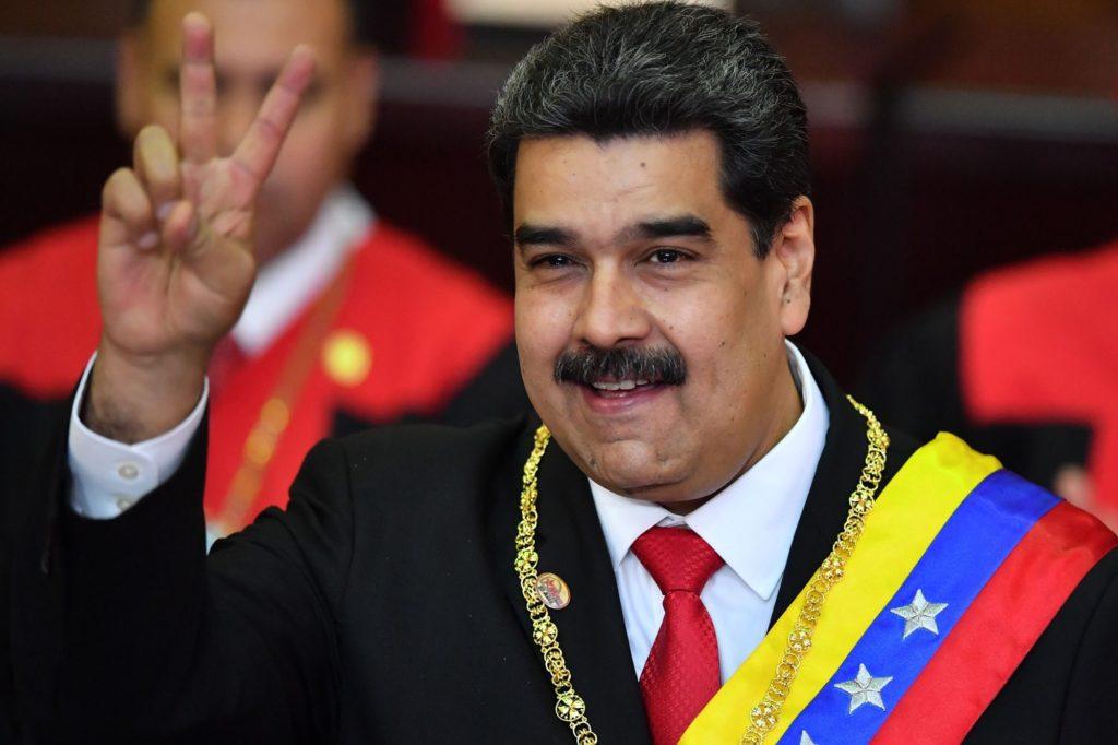 Facebook : le compte du président vénézuélien Nicolas Maduro bloqué pour un mois