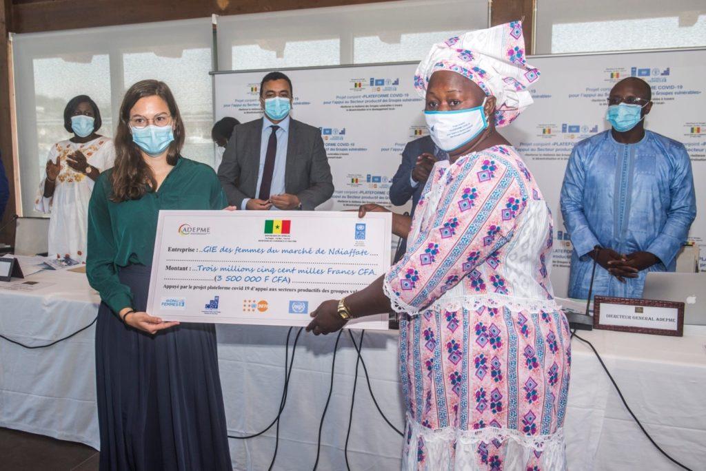Sénégal: UNCDF en appui aux agences de l'Etat pour la résilience des PMEs face aux impacts économiques de la COVID-19