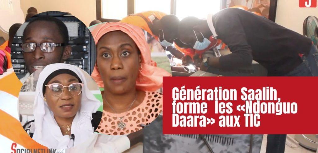 Génération Saalih, l'association qui forme  les «Ndongo Daara» aux TIC
