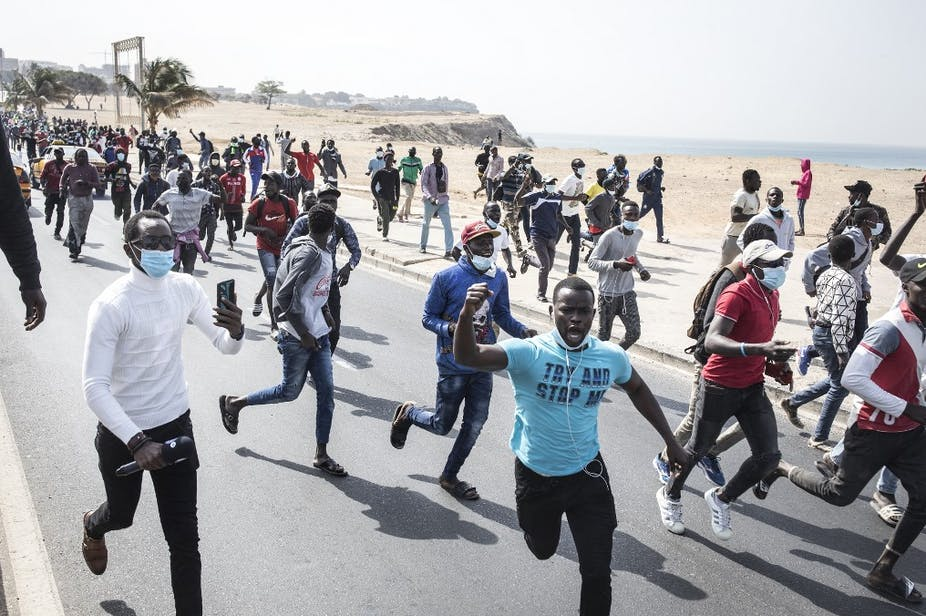 La place essentielle des réseaux socionumériques dans la contestation au Sénégal