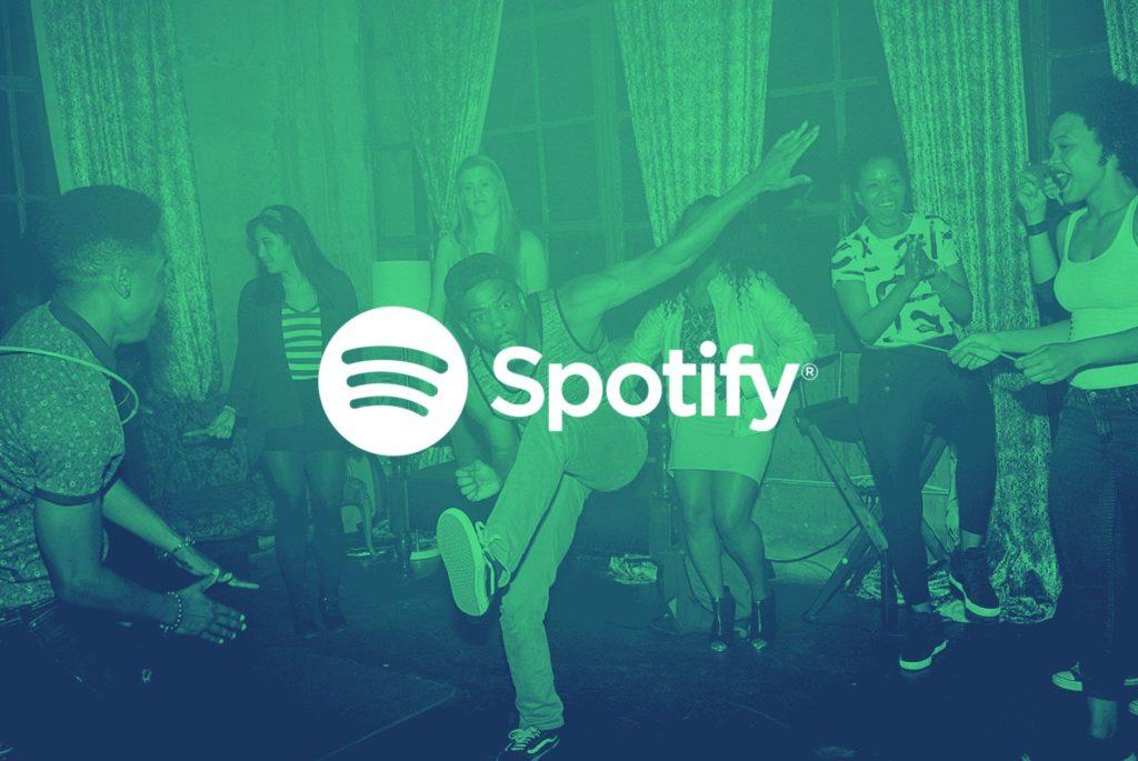 Spotify se lance dans le domaine des salons audio, popularisé par Clubhouse