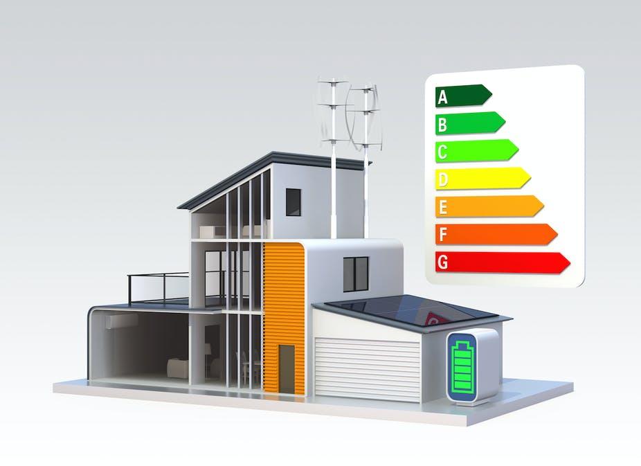 Le stockage d'électricité, une des clés de voûte de la maison « intelligente »