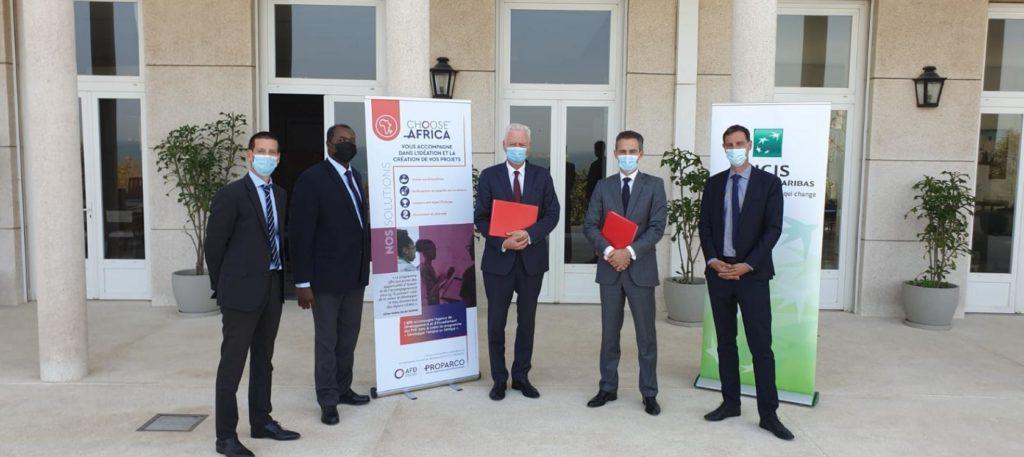Soutien aux PME: la BICIS décroche une garantie de 1,2 milliard FCFA