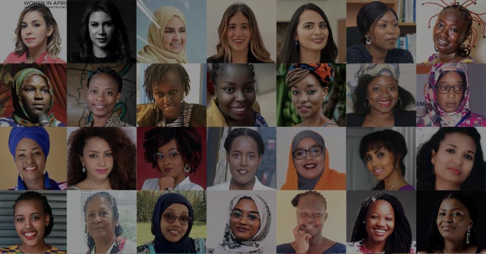 Concours Women in Africa: Lancement de l'appel à candidatures