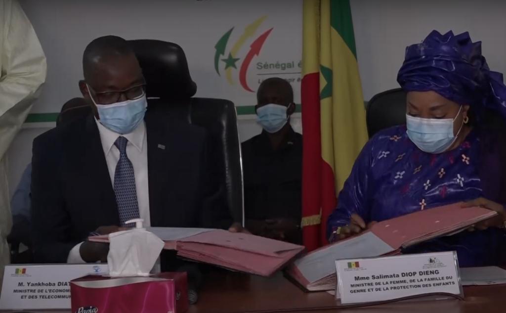 Entrepreneuriat numérique: Le Sénégal va former et encadrer 23.300 femmes