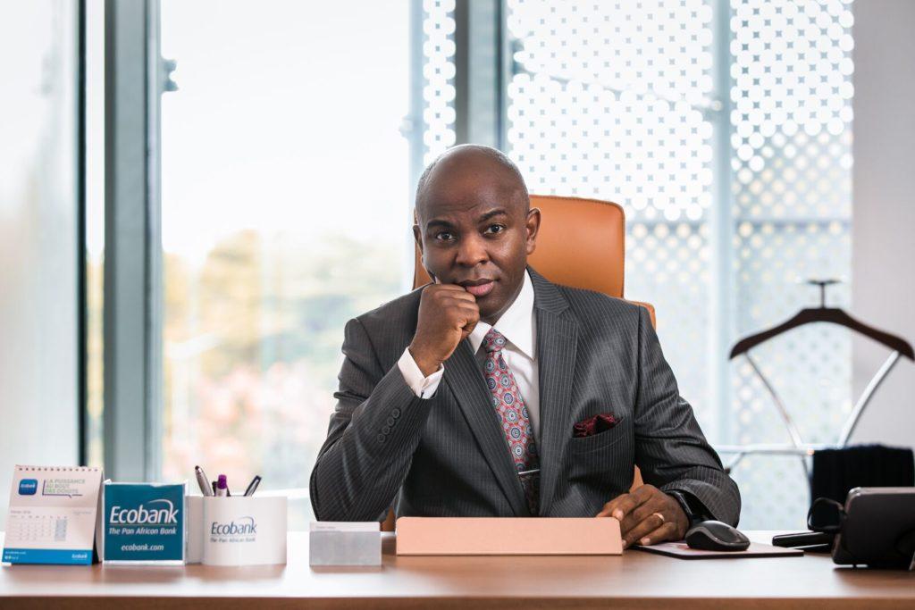 Ecobank: Tomisin Fashina nommé au poste de Directeur exécutif Groupe, Opérations et Technologie