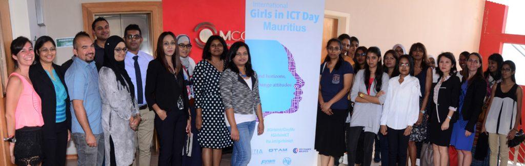 Girls In ICT Day: «Les opportunités d'emploi dans la Cybersécurité» pour encourager l'apport de la  gent féminine
