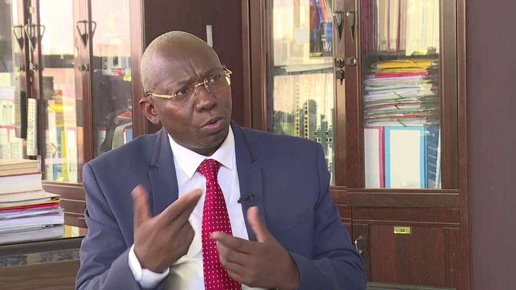 Entretien- Pr Issa Sall confirme sa nomination de ministre- conseiller