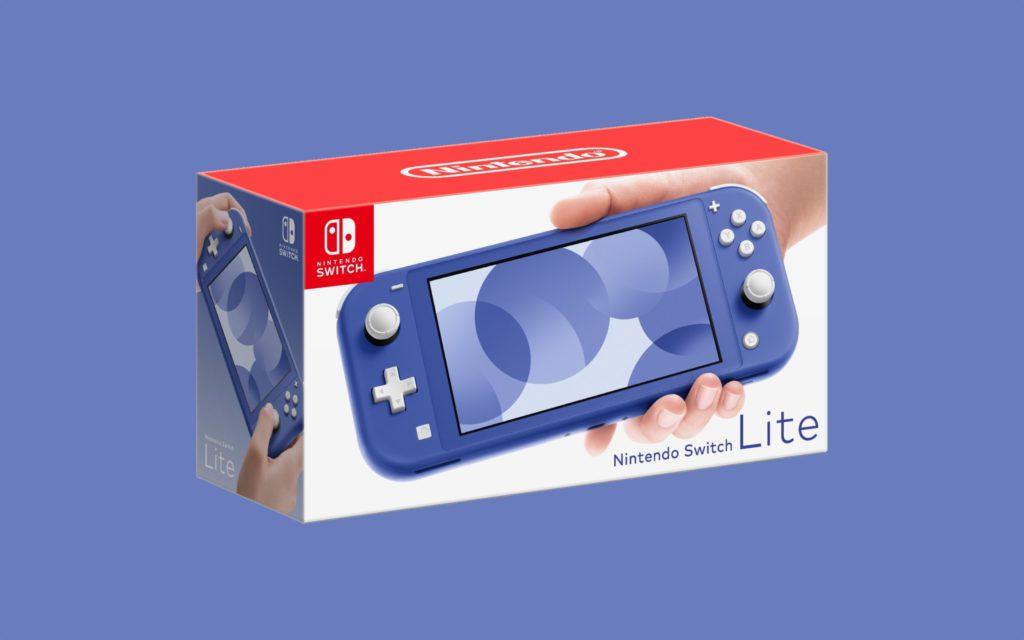 Nouvelle Nintendo Switch Lite, la date de sortie et le prix dévoilés