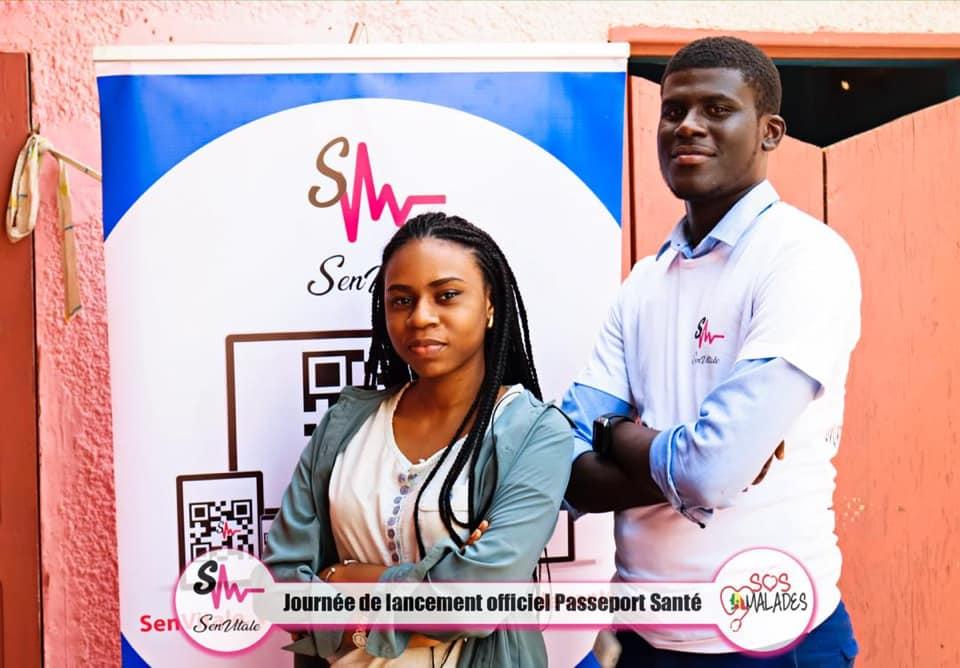 Concours MED'INNOVANT AFRICA 2021: la startup sénégalaise Senvitale finaliste à Marseille