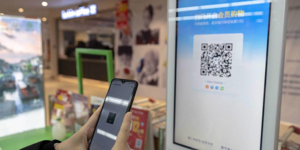 Les paiements numériques attisent l'attention