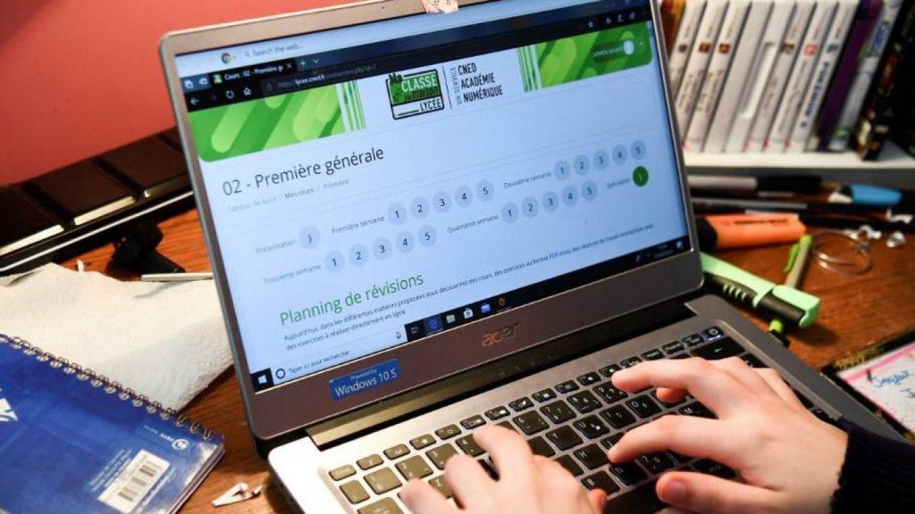 France: la plateforme française «Ma Classe à la maison» victime de cyberattaques?