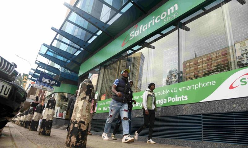 La 5G disponible au Kenya