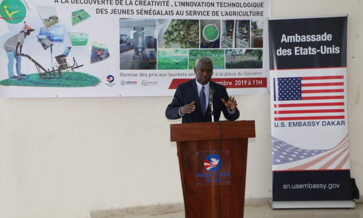Emploi: L'USAID finance la formation professionnelle de 2 500 jeunes