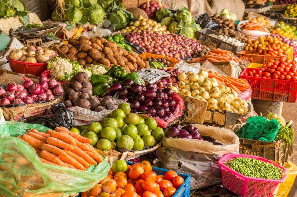 Santé: Des salmonelles présentes dans les légumes vendus dans les Niayes et à Dakar (Etude)