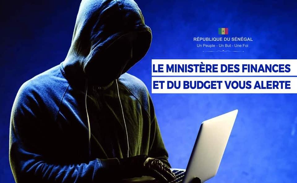 Usurpation d'identité: Le Ministère des Finances et du Budget alerte sur une nouvelle tentative d'arnaque