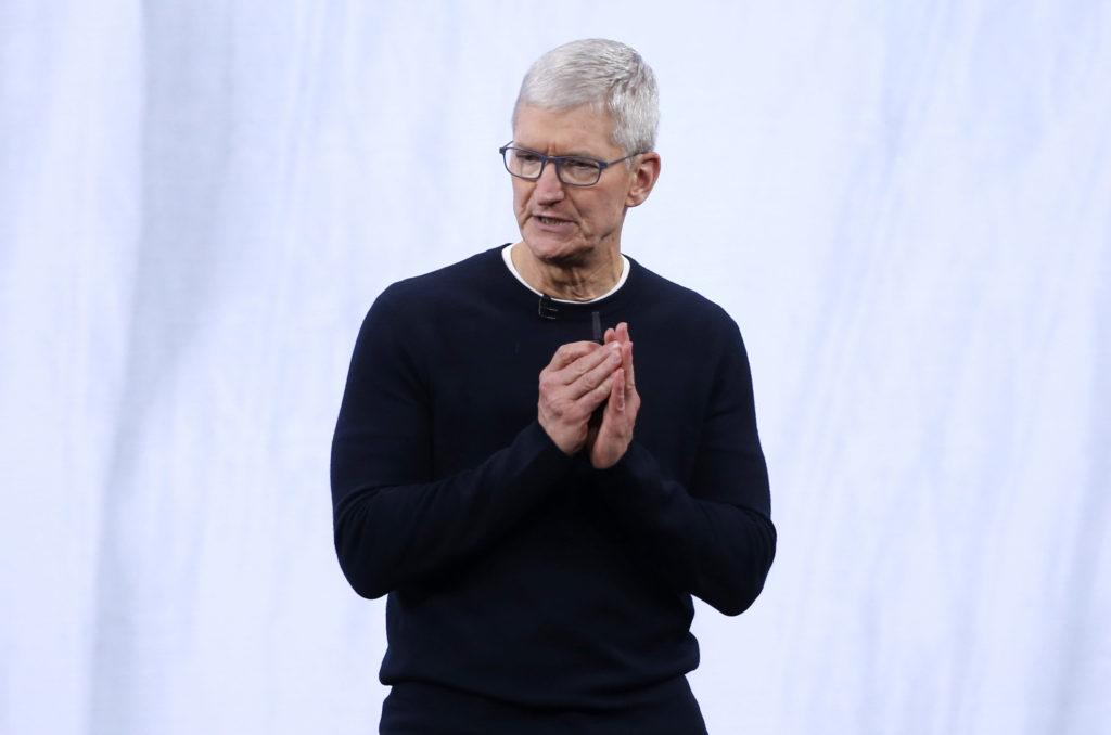 Tim Cook: Sans contrôle sur les applis mobiles, l'App store serait un «bazar»
