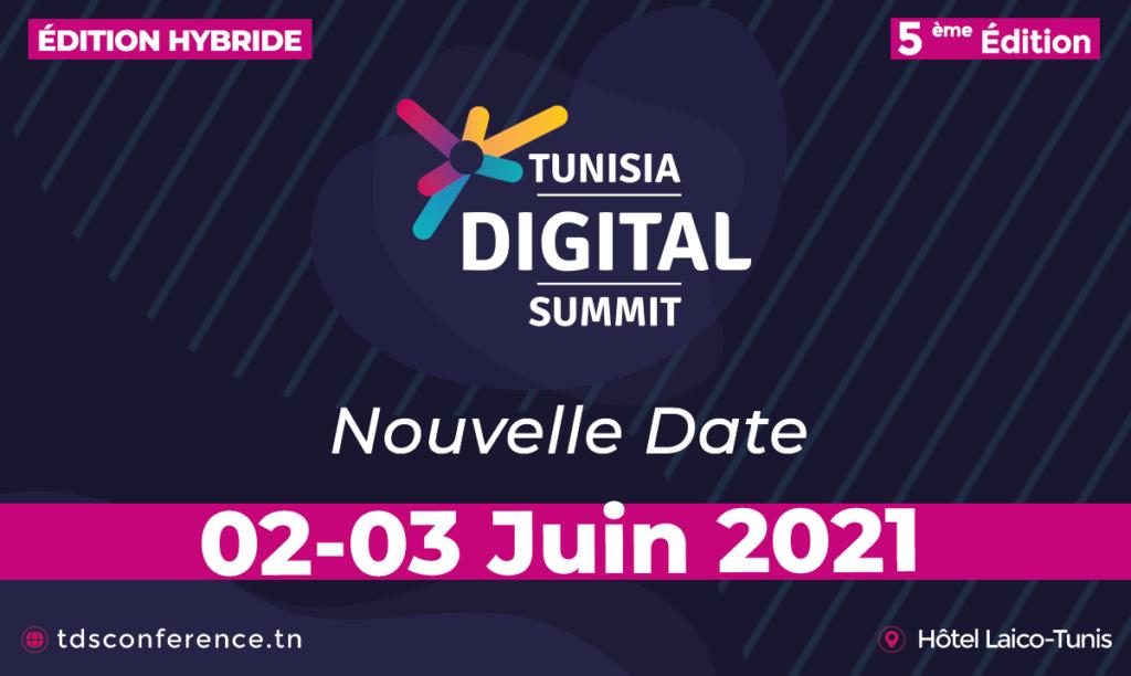 5ème édition de Tunisia Digital Summit