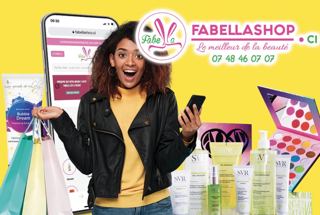 Le site d'e-commerce Fabellashop débarque en Côte d'Ivoire