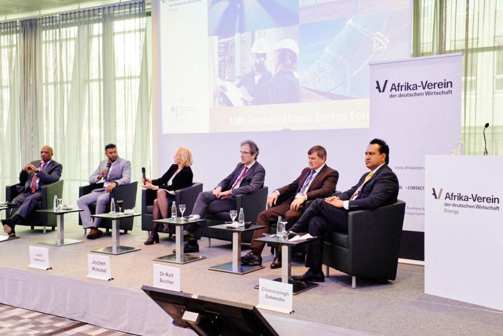 Forum Germano-Africain sur l'Energie, pour lancer la Transformation Economique de l'Afrique