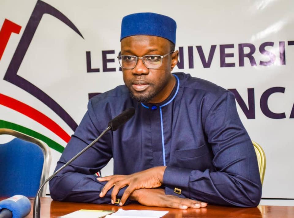 Ousmane Sonko: «le Pastef compte sur le Numérique pour transformer le Sénégal»