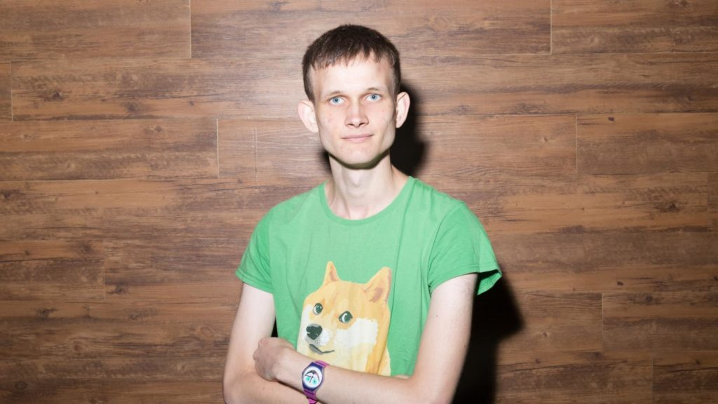 Vitalik Buterin, 27 ans, plus jeune milliardaire  au monde en cryptomonnaie