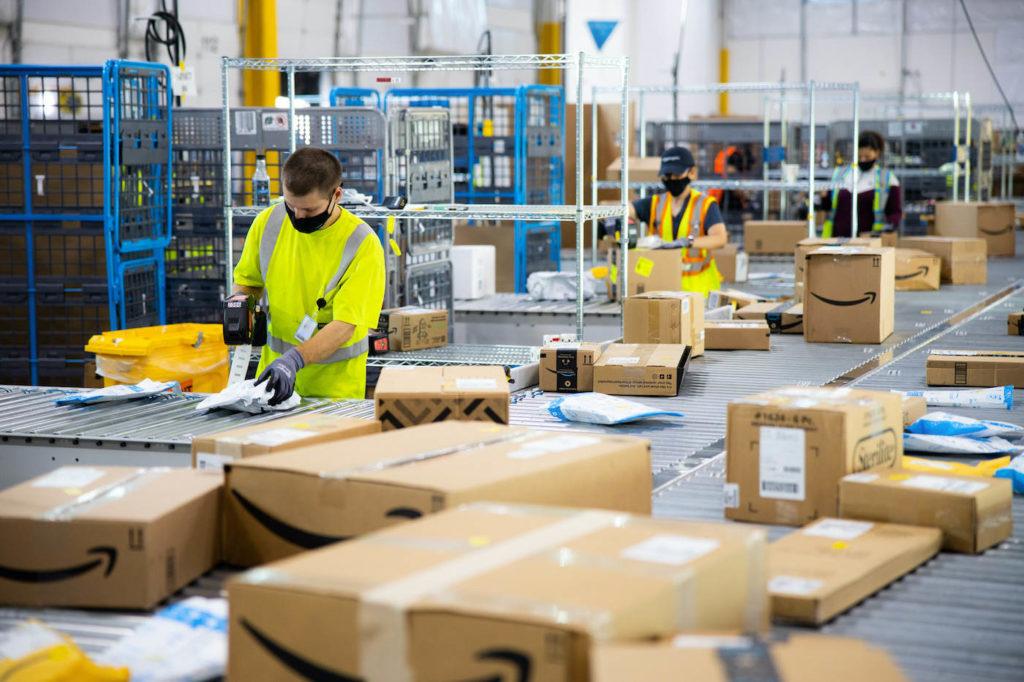 Etats- Unis: Amazon poursuivi pour  entrave à la concurrence dans le commerce en ligne