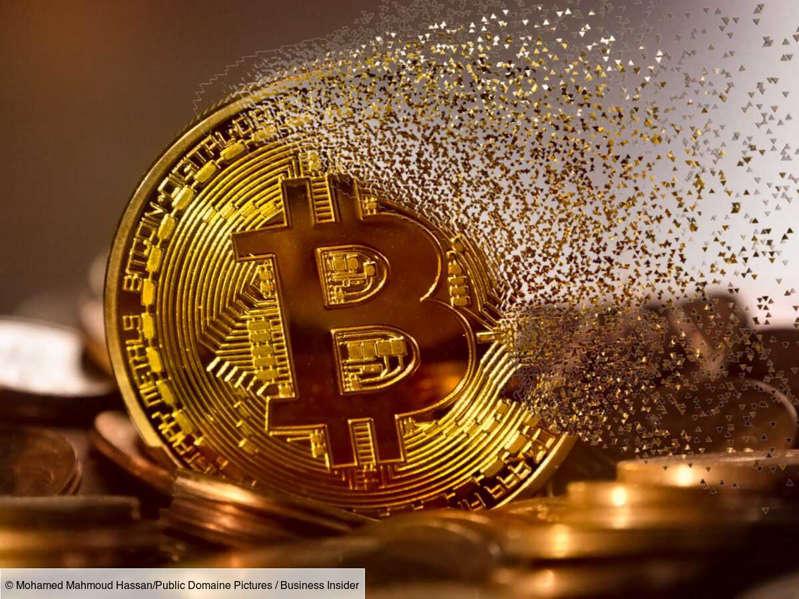 Krach mondial dans les marchés de cryptomonnaies