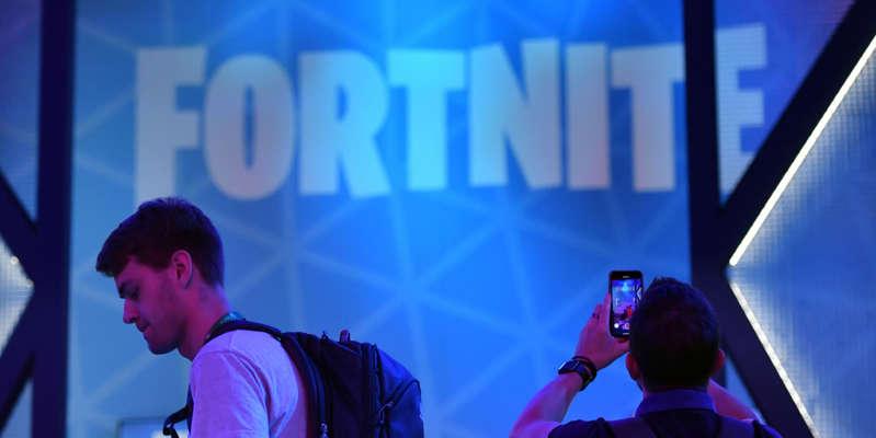 C'est parti pour la bataille entre Epic Games (Fortnite) et Apple