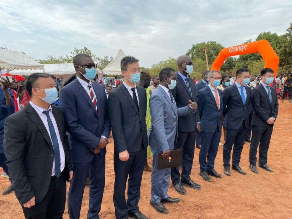 Orange Bissau lance son programme de modernisation du réseau d'accès mobile et d'extension sur 1000 nouveaux villages