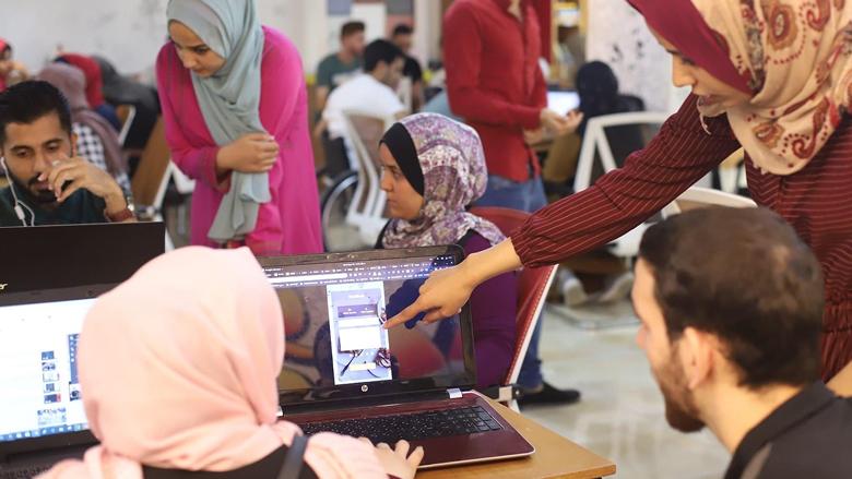 Palestine: TechStart, 15 millions de dollars pour le secteur des TIC et la création d'emplois
