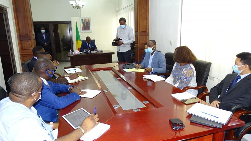 PROJET CAB- Le Congo et le Cameroun, bientôt connectés en fibre optique