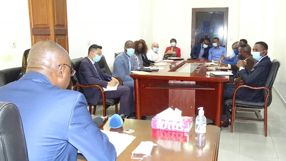Ministère des Postes, des Télécommunications et de l'Economie Numérique