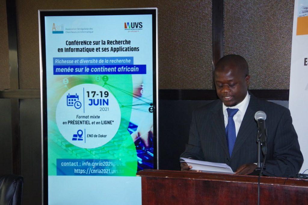 CNRIA 2021: l'ASCII se penche sur la richesse et la diversité de la recherche en informatique en Afrique