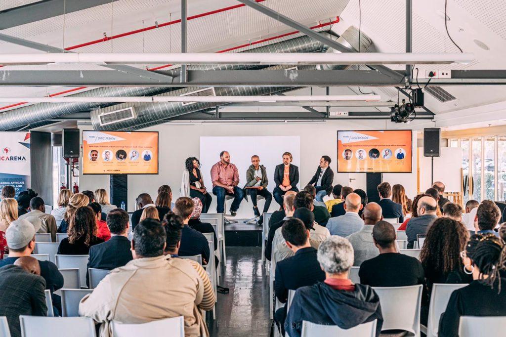 Dakar accueille le  grand sommet  sous régional d'AfricArena  sur les startups