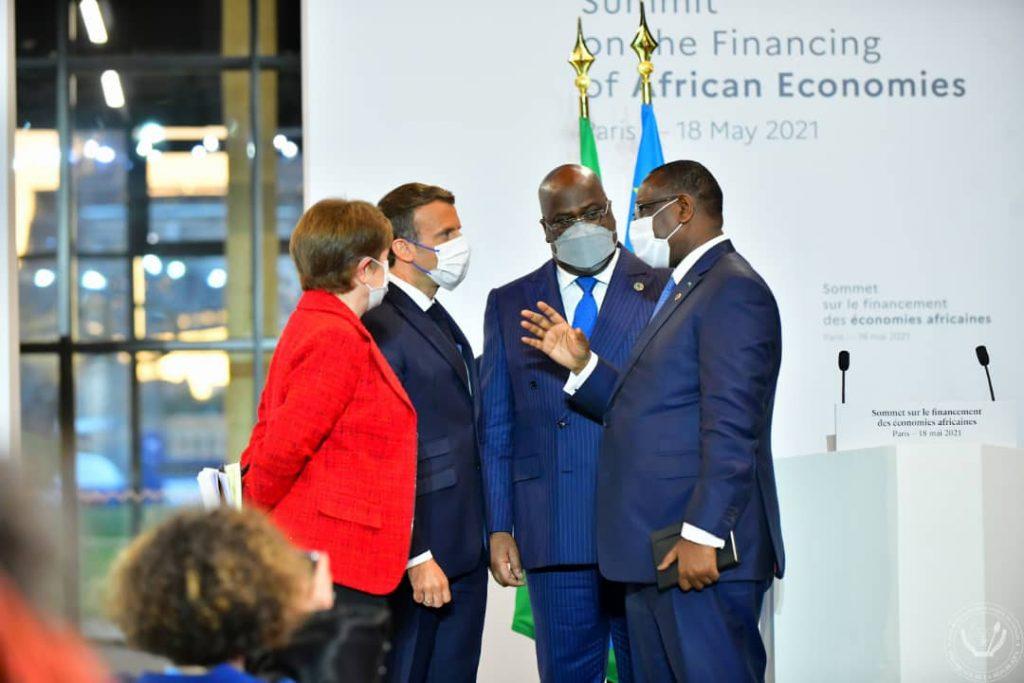 """Appel « à un """"new deal"""" » pour l'Afrique"""