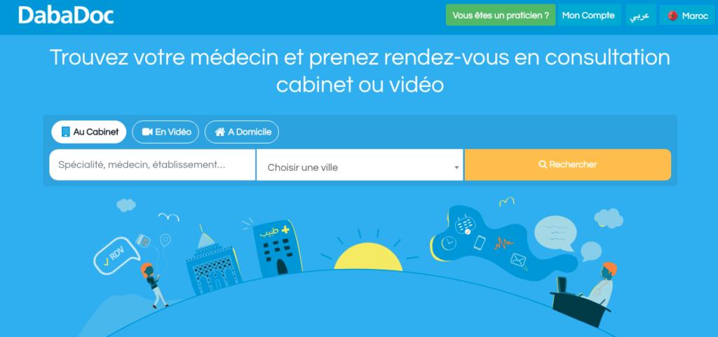 DabaDoc, la health-tech marocaine qui digitalise l'accès à la santé en Afrique