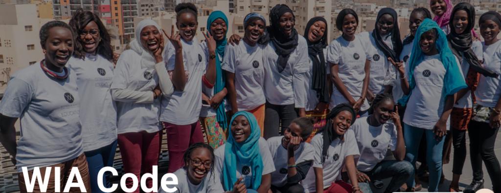 Women in Africa lance le programme WIA Code Sénégal avec Maison d'Éducation Mariama Bâ