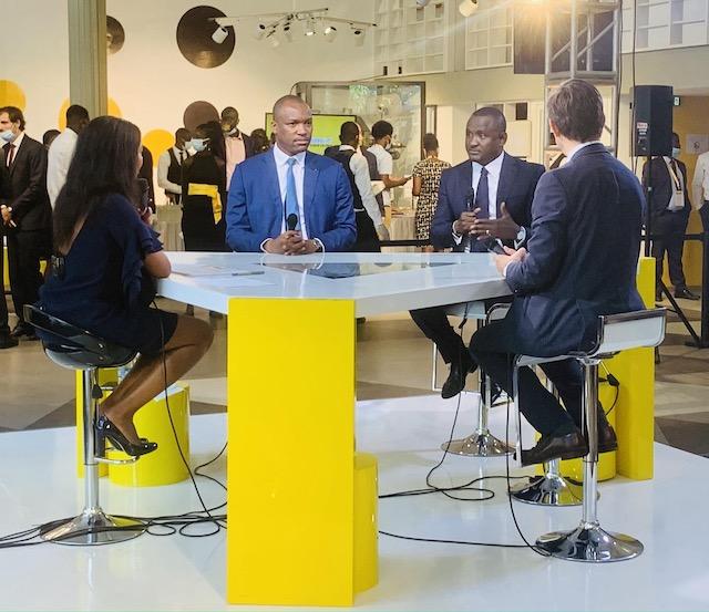 Cote d'Ivoire : la DER/FJ et ses bénéficiaires  se distinguent au «Inspire & Connect Africa»