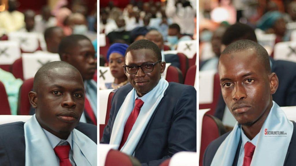 Magatte, Mamadou, Mouhamed, les «3M craks» de la 48e promotion du CESTI