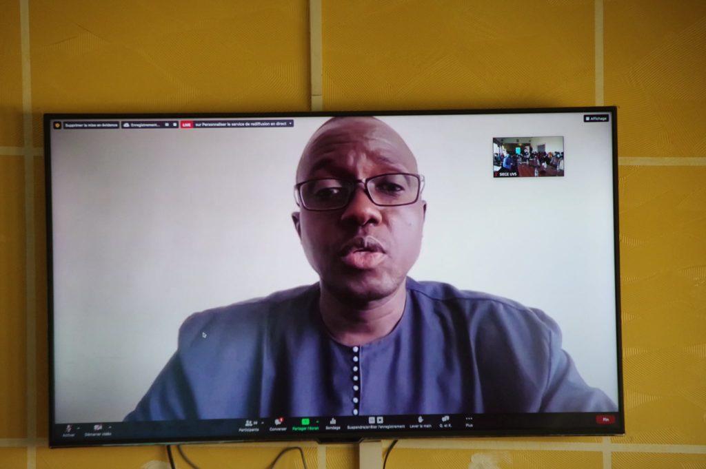 La recherche scientifique,  un stimulant indispensable au développement socio-économique ( Mamadou Sy, MESRI)