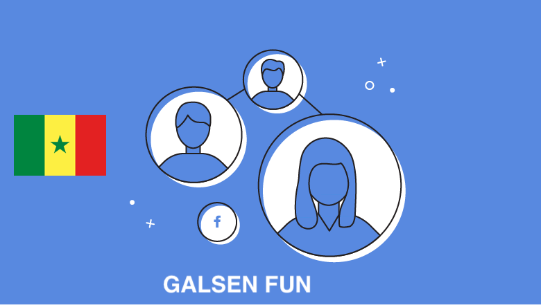 Sénégal- Facebook désactive  le groupe Galsen Fun