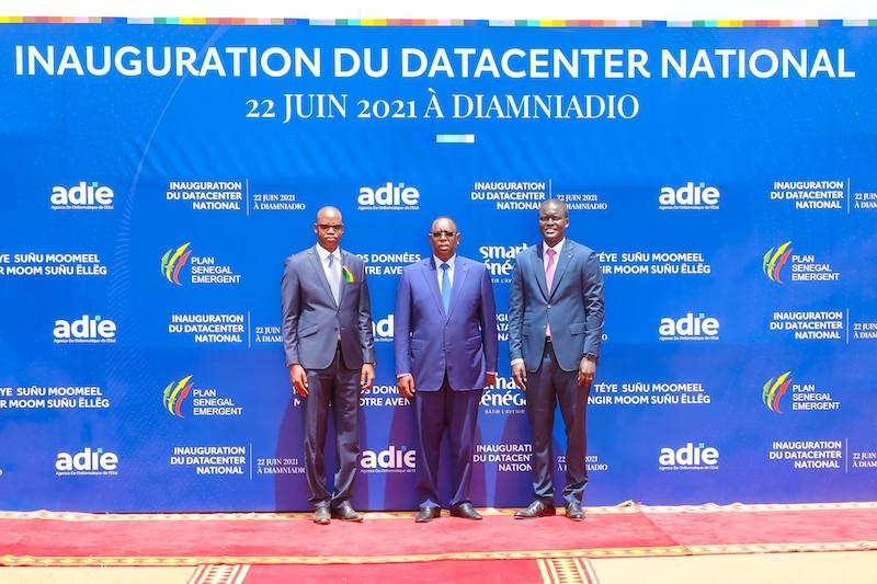 Data Center : Macky Sall exige la migration des données hébergées  à l'étranger