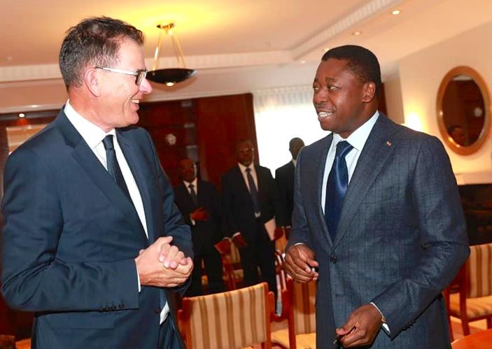 Coopération : l'Allemagne soutient les réformes macro-économiques du Togo