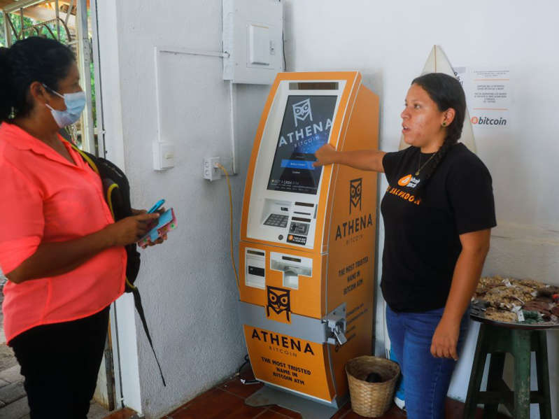 Le Salvador adopte le bitcoin comme monnaie légale