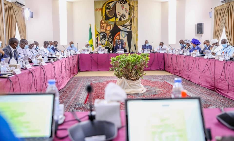 Communiqué du conseil des ministres du 16 juin