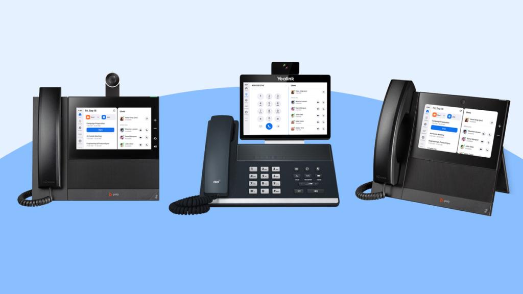 Lancement de Zoom Phone Appliances,  une solution de téléphonie de bureau pour les appels et les réunions