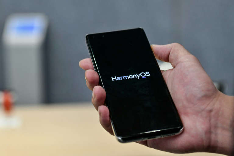 Smartphone: Huawei lance son propre logiciel