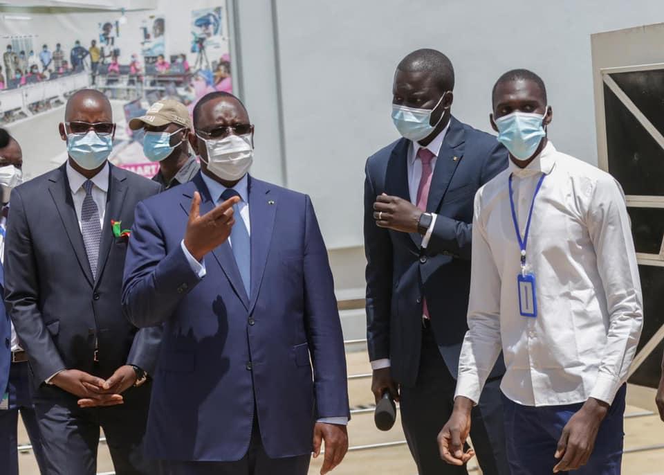Macky «dissout» l'ADIE et crée une nouvelle société  « Sénégal Numérique SA»  (SENUM SA)