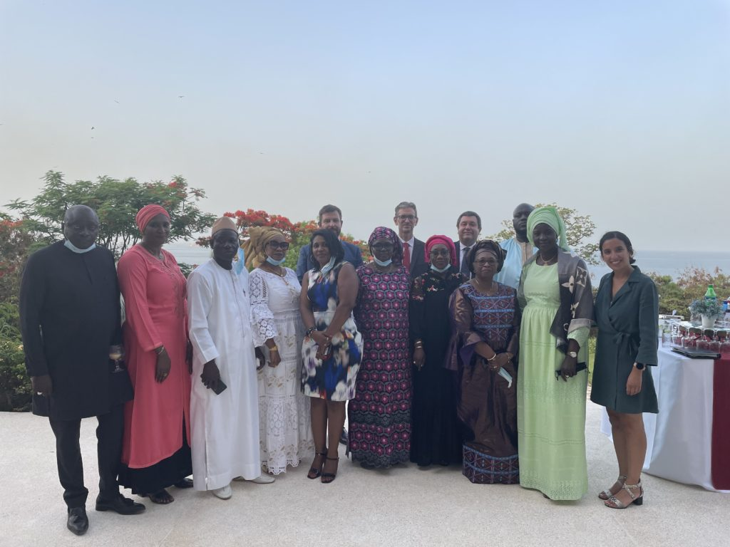 Le laboratoire Biogaran s'engage dans la lutte contre le cancer au Sénégal